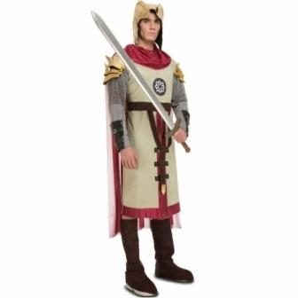 Disfraz  Medieval Tirso para hombre