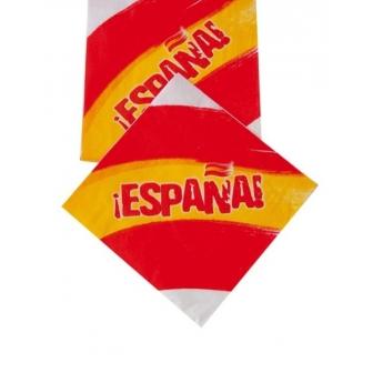 Servilletas De España 33x33 Paq.20u
