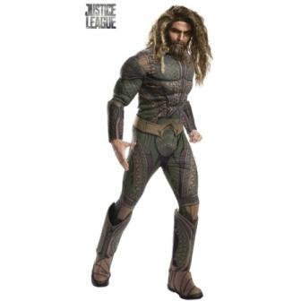 Disfraz Aquaman JL Movie Deluxe adulto