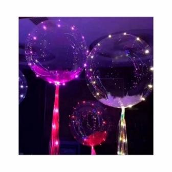 Globo Burbuja con Luces LED 40/45cm
