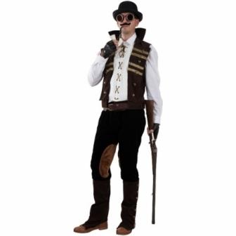 Disfraz Steam Punk hombre