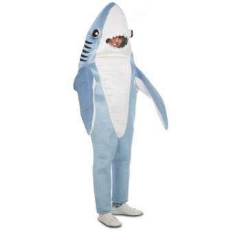 Disfraz Tiburón unisex adulto
