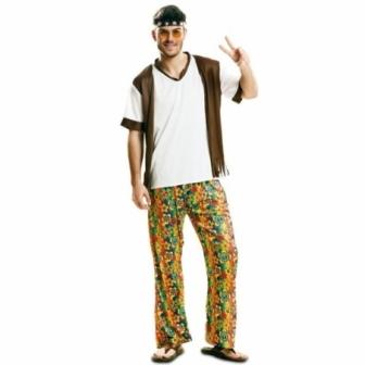 Disfraz Happy Hippie chico ML