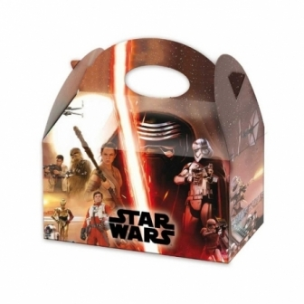 Cajita Star Wars unidad