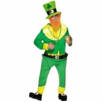 Disfraz Duende/Irlandés S.Patricio Ad.