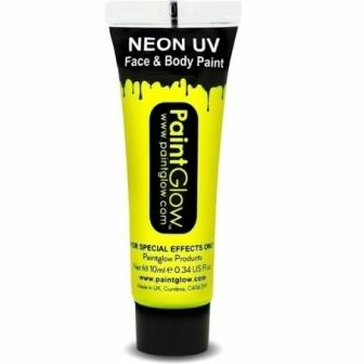 Maquillaje Facial y Corporal UV 10ml.