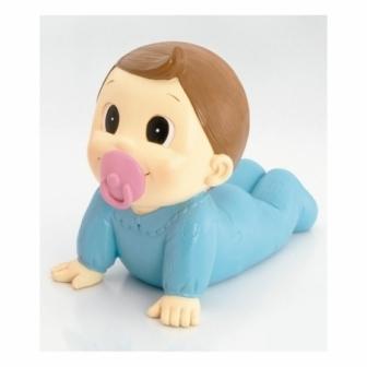 Hucha bebe niño gateando