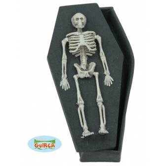 Féretro Esqueleto Pequeño 5 Cm