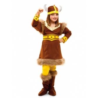 Disfraz Vikinga Del Norte Infantil
