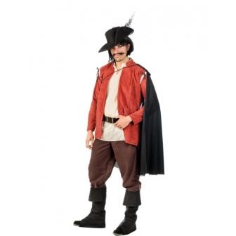 Disfraz Aventurero Medieval Adulto