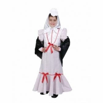 Disfraz Madrileña para niña