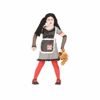 Disfraz Muñeca Gótica Infantil