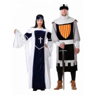 Disfraz Ramiro de Aragón