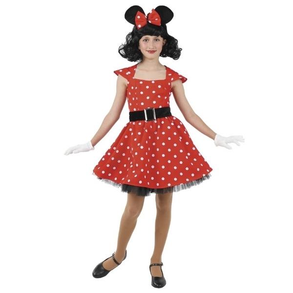 Disfraz Ratita para niña
