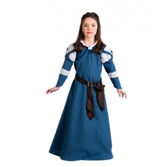 Disfraz Edora Medieval juvenil deluxe