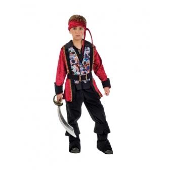 Disfraz Pirata Saqueador T. 11/13 años