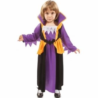 Disfraz pequeña vampira bebe