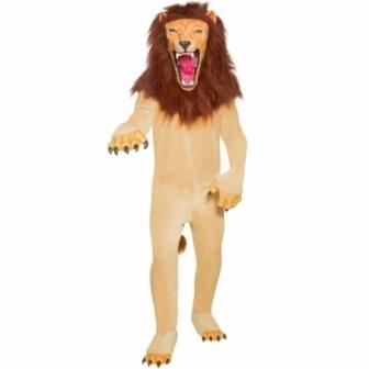 Disfraz de León del Circo adulto