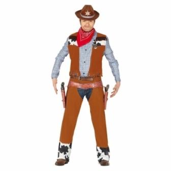 Disfraz  Vaquero para hombre