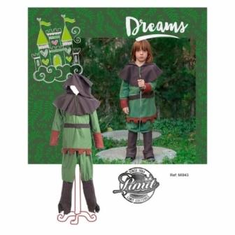 Disfraz de Príncipe del Bosque infantil