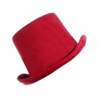 Chistera Roja lujo
