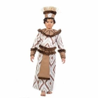 Disfraz  Africano  infantil