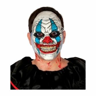 Máscara Payaso Terror pvc