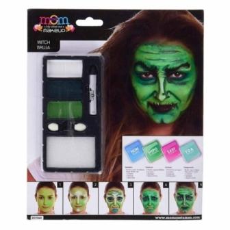 Set maquillaje Bruja 24x20 cm