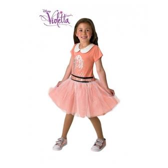 Disfraz Violeta niña