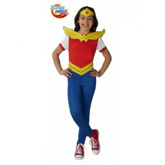 Disfraz Wonder Woman Shg niña