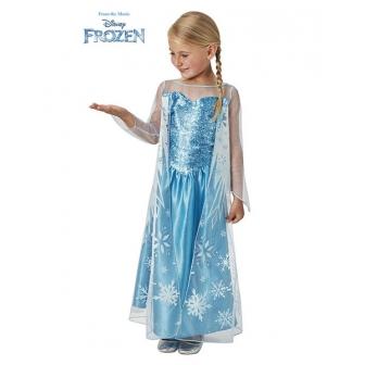 Disfraz Elsa frozen Classic  niña