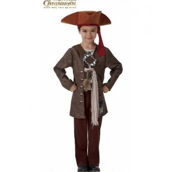 Disfraz Jack Sparrow PDC5 deluxe INF