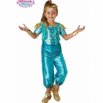 Disfraz Shine classic niña y bebes