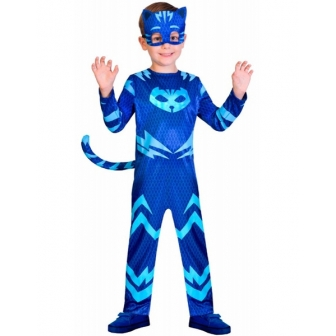 Disfraz PJ MASK  Catboy azul  infantil
