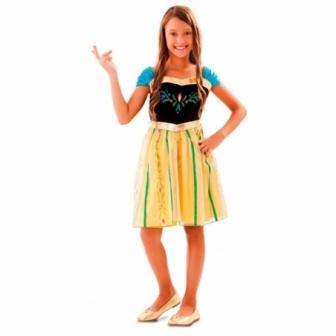 Disfraz Princesa Primavera niña