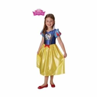 Disfraz Blancanieves Sequin classic niña