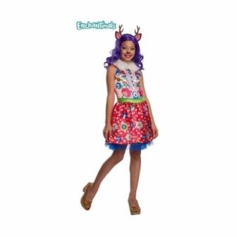 Disfraz Danessa Deer classic para niña