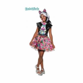 Disfraz Sage Skunk classic para niña