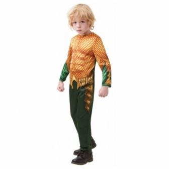 Disfraz de Aquaman AQM classic para niño