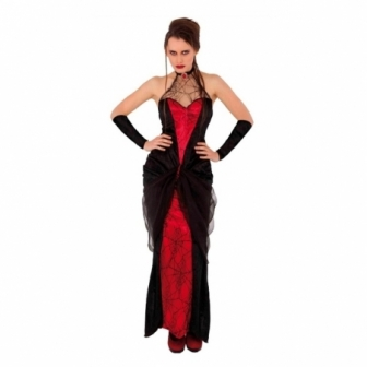 Disfraz Vampiresa seductora para mujer