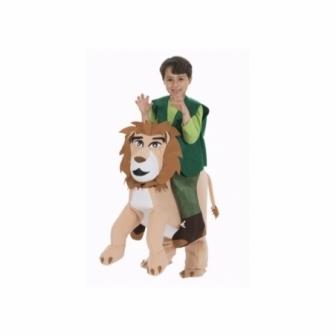 Disfraz León especial para niños T.unica