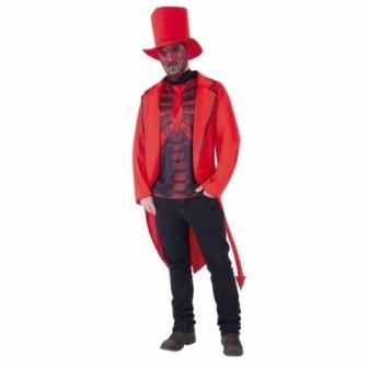 Disfraz Don Diablo para hombre