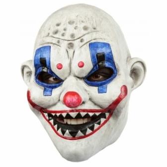 Máscara de Payaso Gang Raf látex