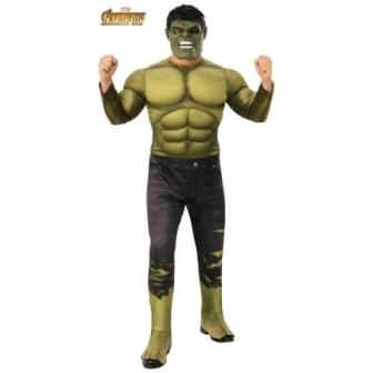 Disfraz Hulk IW para hombre
