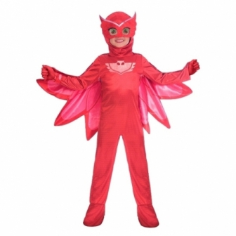 Disfraz Pj Mask Owlette  Deluxe infantil
