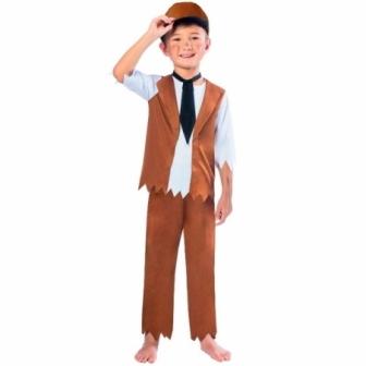 Disfraz Chico Victoriano infantil