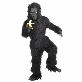 Disfraz Gorila Deluxe para niño