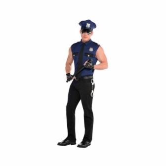Disfraz Policía para hombre