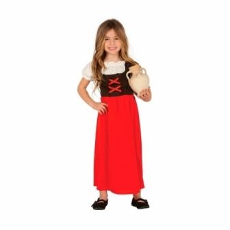 Disfraz Posadera niña