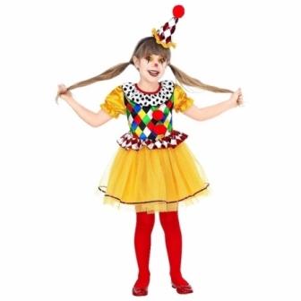 Disfraz Payaso para niña